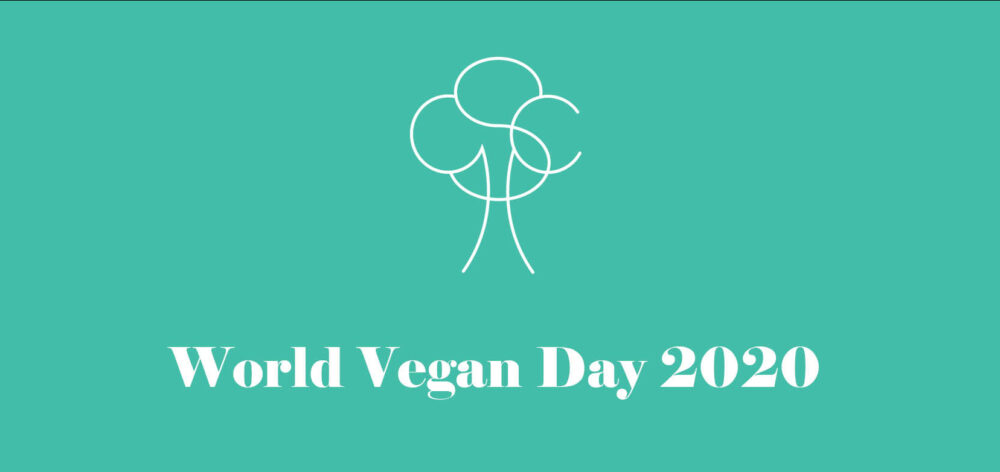 World Vegan day cover