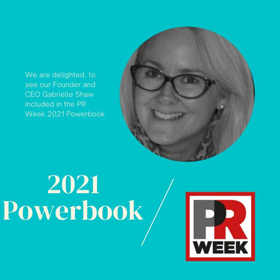 PRweek powerbook
