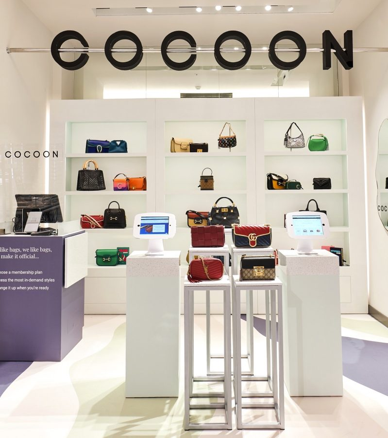 COCOON launches pop up at Harvey Nichols, Knightsbridge - Photography by Ming Tang Evans 1